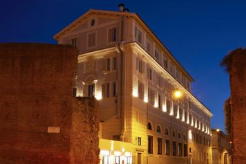 Hotel The Building | Rome | Willkommen