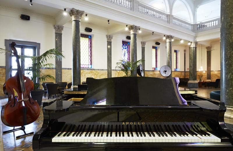 Hotel The Building | Rome | Discover our Piano Bar